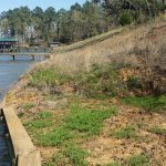 Toledo Bend Seawall Failure - March 3, 2018