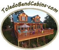 Toledo Bend Cabins Logo
