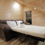 Sleeper Sofa added to Toledo Bend Cabin