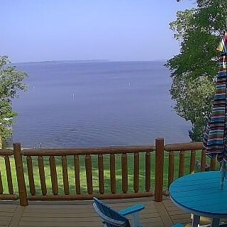 Live view from the Toledo Bend Cabin this morning.  ToledoBendCabins.com  #toledobend #toledobendcabins #toledobendcabinrentals